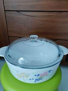 Corning ware pot