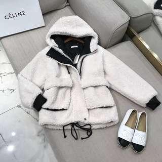 Celine Fur Jacket