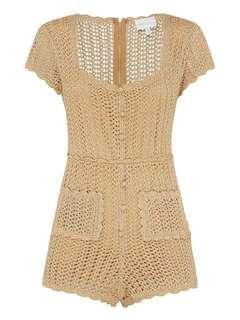 Alice McCall hot like fire playsuit