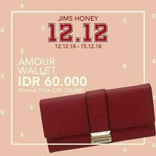 SALE Jims Honey Amour Bag