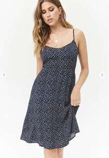 🚚 Forever 21 Ditsy Floral Cami Dress