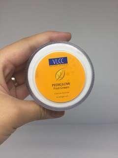 VLCC foot cream