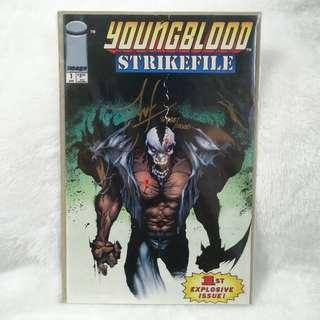 SIGNED - YOUNGBLOOD STRIKEFILE