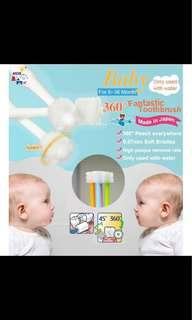 360 Toothbrush for infants and kids