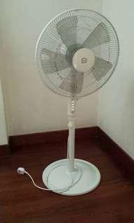 5 Blade Electric Stand Fan