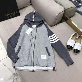Thom Browne Sweater Jacket