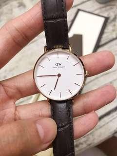 🚚 九成新 Dw手錶32mm