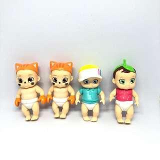 Boneka Mini Baby Secrets