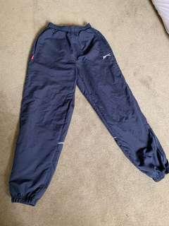 Vintage slazenger trackpants