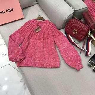 Miumiu sweatshirt