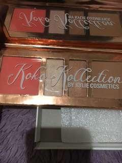 Koko colection, Prees Powder pallete and Lipatick, By Kylie Cosmetic, All New. Freong jabodetabek