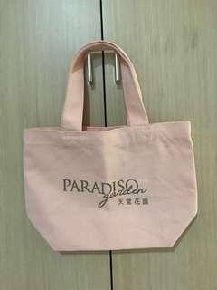 🚚 天堂花園品牌手提袋