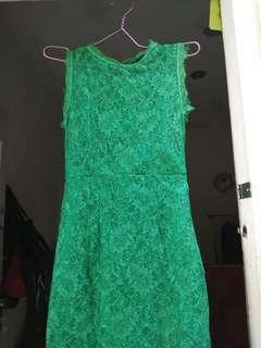 S&D Colore warna Green Size S