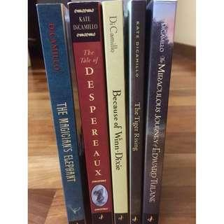 🚚 #1212 Kate DiCamillo (National Ambassador for Young People's Literature) Books