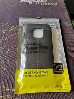 Mate 20 pro leather back case