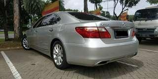 Lexus LS460 AT Th 2010 , istimewah