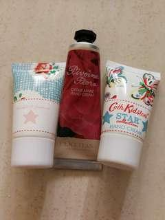 REDUCED PRICE - Branded Hand Cream Combo