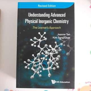 H2 Chemistry Guidebooks BRAND NEW