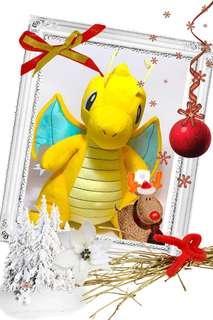 Pokemon Dragonite Plush - Large (Sun & Moon)