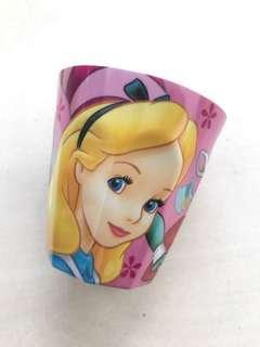 日本迪士尼愛麗絲夢遊仙境Alice Cheshire Cat mr rabbit時間兔妙妙貓聖誕禮物漱口杯