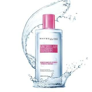 Maybelline Micellar Water 3-In-1 Makeup Remover 200ml