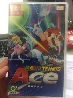 Switch Mario Tennis