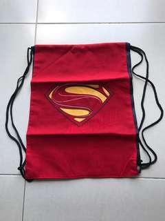 Superman Man Of Steel Sling Bag Pack Brand New In Packaging