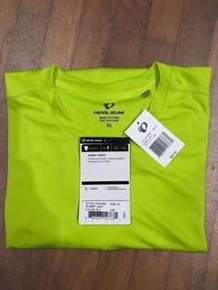 Pearl Izumi Summit MTB Jersey XL Lime Green Brand New in packaging