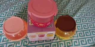 7-eleven double layer containers