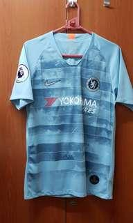 Chelsea Third Kit With PL patch