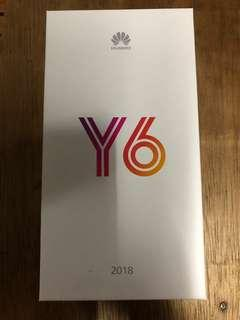 Huawei Y6 Brandnew w/ 7 days replacement