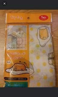 全新正版蛋王哥 梳乎蛋 抽油煙機免清潔吸油紙 日本限定