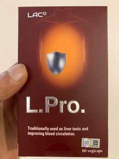 GNC Lac L.pro liver & blood circulation vege caps