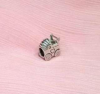 🚚 正品潘朵拉Pandora 嬰兒車串飾
