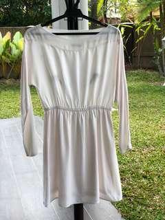 Kitschen White Dress