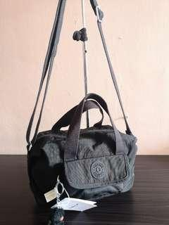 Authentic Brand New Kipiling Bag in black