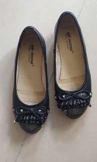 DR. KONG 平底皮鞋
