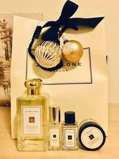 Jo Malone Limited Edition White Moss & Snowdrop Cologne