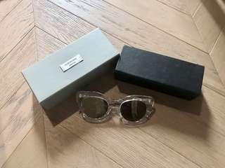 全新 Thom Browne Cateye Sunglasses 透明框太陽眼鏡 rick owens