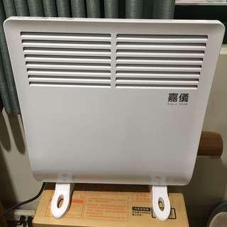 【嘉儀】防潑水對流式電暖器KEB-M10