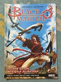 Black martial no 1-3 tamat