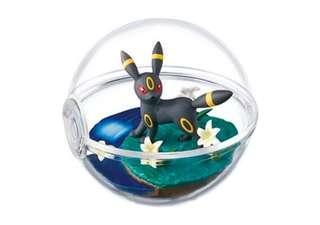 神奇寶貝生態球4盒玩⑥