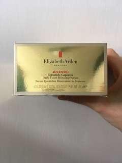 ELIZABETH ARDEN ADVANCED CERAMIDE CAPSULES 超進化黃金導航膠囊面部精華 包郵