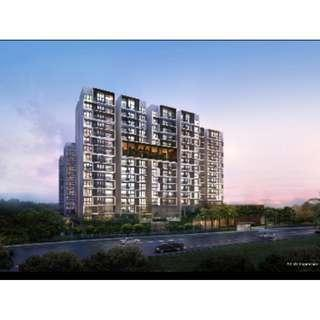 EC - iNz Residence **Limited Dropout unit**