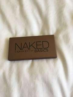 Urban Decay Naked Basics Eyeshadow Palette  Brand New Unused  RRP $47