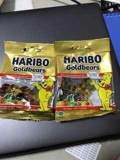 Haribo Gummy bears