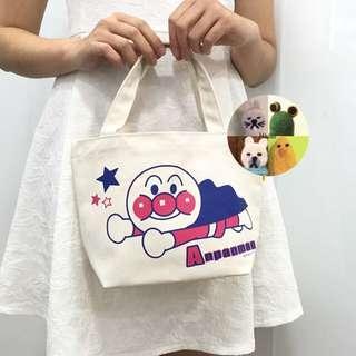 日本麵包超人麵超anpanman japan lunch bag便當袋飯袋 聖誕禮物Christmas gift