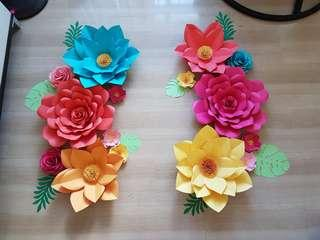 Handmade paper flower (whole packages)
