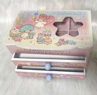 Little Twin Stars 音樂首飾💍盒