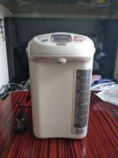 象印 電熱水壺 5L CD-LCQ50   Zojirushi Electric Pot 5L  CD-LCQ50
